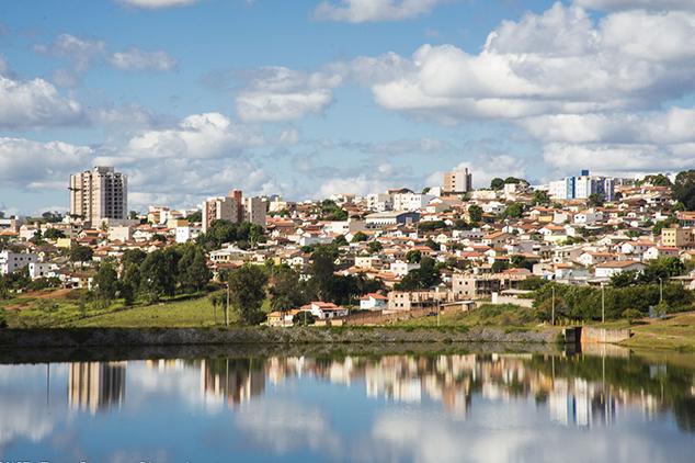 São Gotardo Minas Gerais fonte: cbhsaofrancisco.org.br
