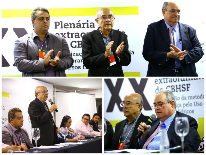 montagem abertura Plenaria
