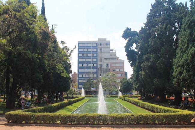 Praça da Liberdade, Belo Horizonte (MG)