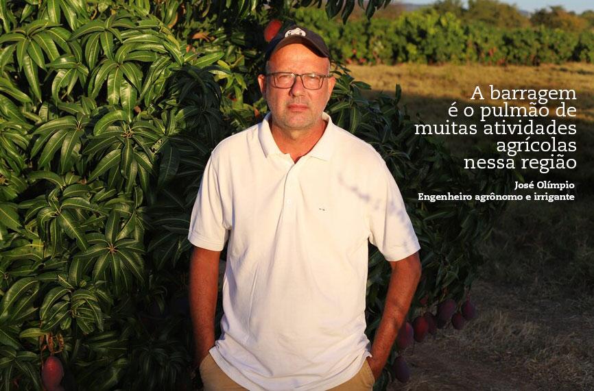 Fala José Olímpio